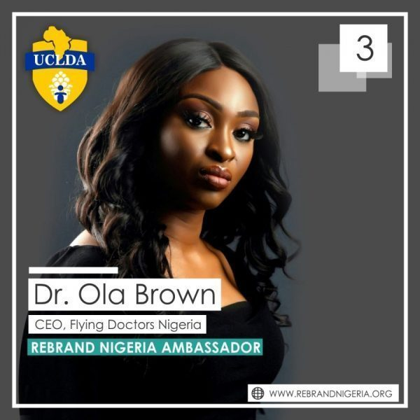 Dr. Ola Brown