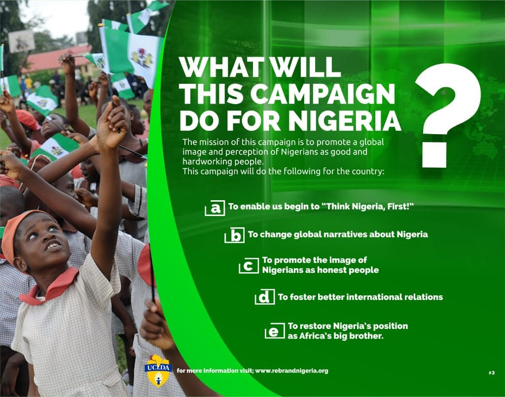 What will this campaign do for Nigeria?